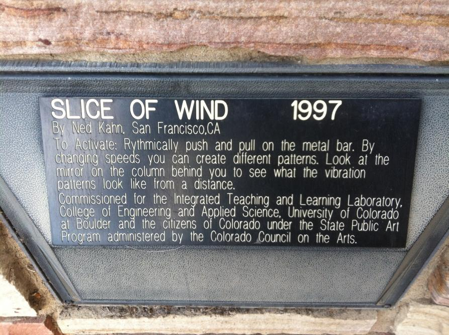 Slice of Wind