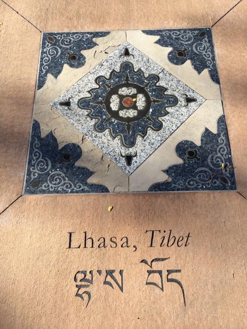 Lhasa tile