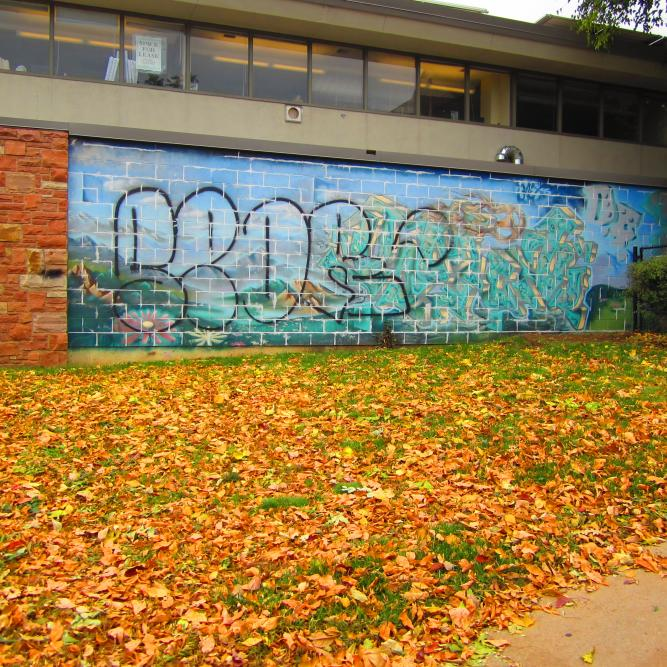 Graffiti Landscape