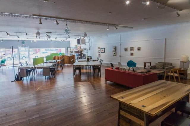 Main Floor Boulder County Arts Alliance
